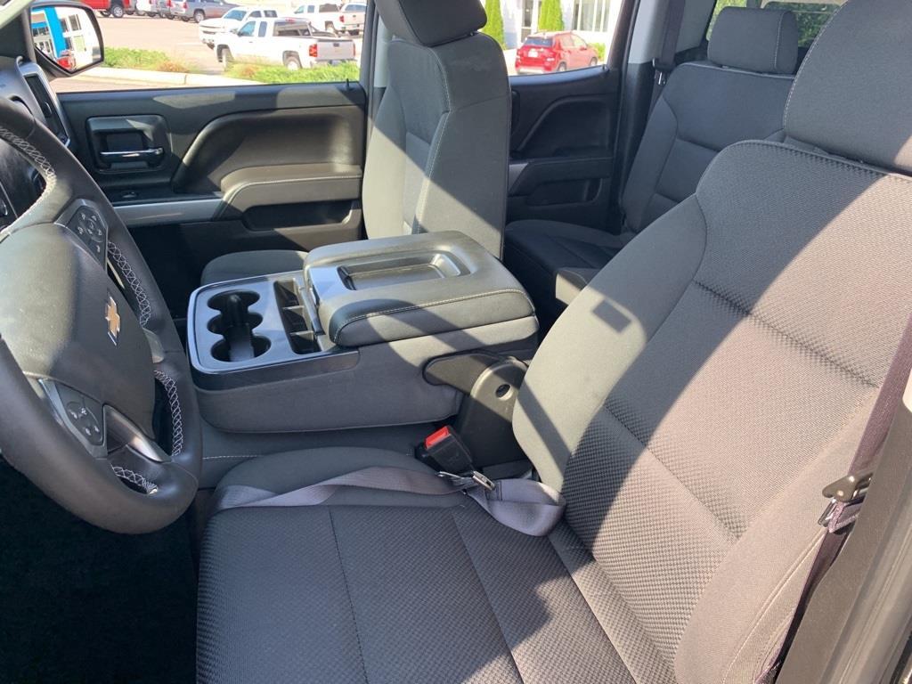 2017 Silverado 1500 Double Cab 4x4, Pickup #4S2608 - photo 16