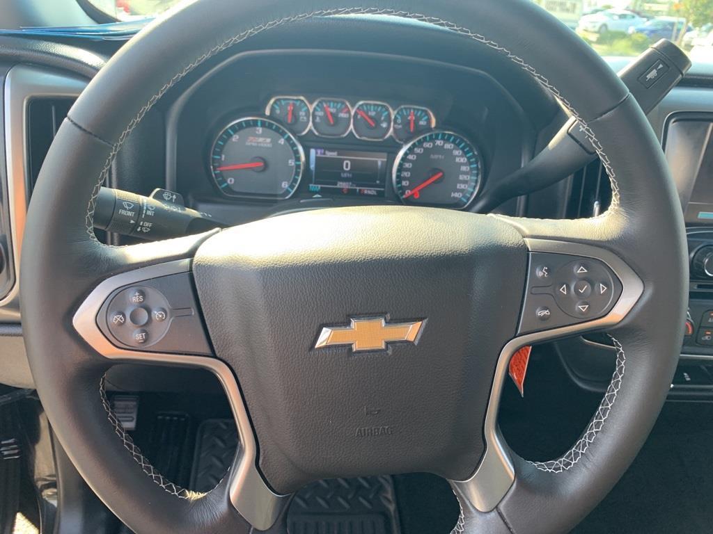 2017 Silverado 1500 Double Cab 4x4, Pickup #4S2608 - photo 24