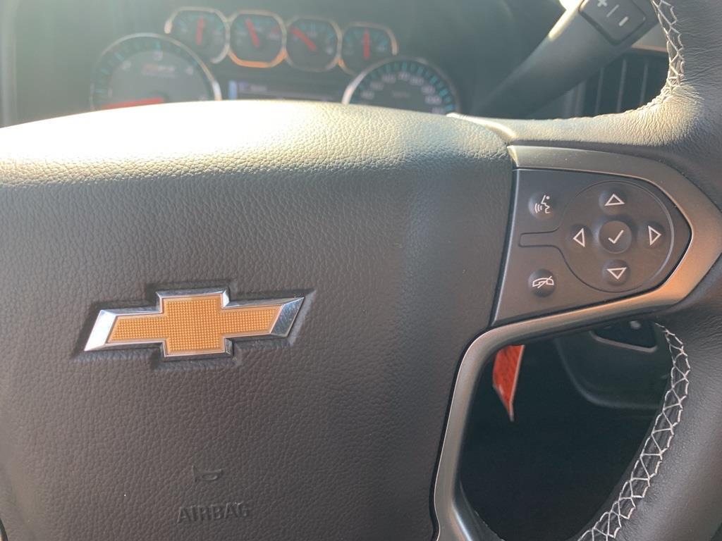 2017 Silverado 1500 Double Cab 4x4, Pickup #4S2608 - photo 26