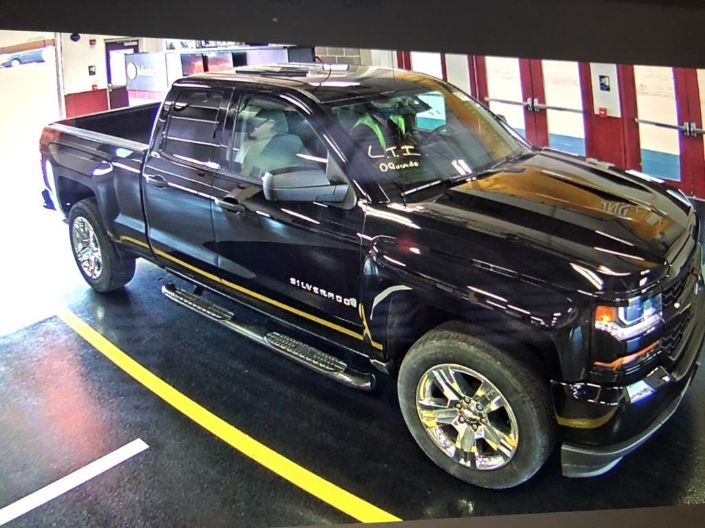2017 Silverado 1500 Double Cab 4x4, Pickup #4S2632 - photo 5