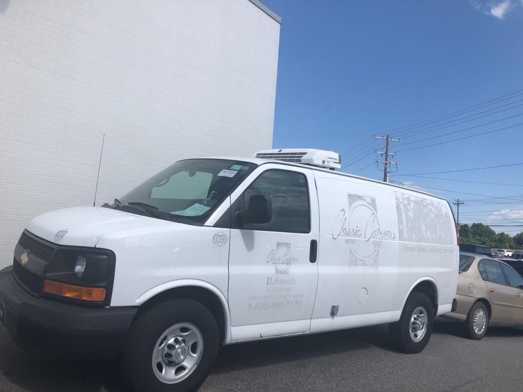2014 Chevrolet Express 2500 4x2, Refrigerated Body #4S2649 - photo 11