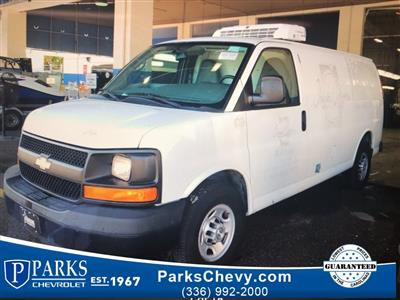 2014 Chevrolet Express 2500 4x2, Refrigerated Body #4S2649 - photo 1