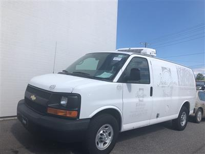 2014 Chevrolet Express 2500 4x2, Refrigerated Body #4S2649 - photo 9