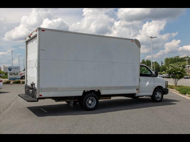 2013 Chevrolet Express 3500 4x2, Cutaway Van #4S2784 - photo 12