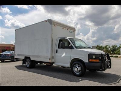 2013 Chevrolet Express 3500 4x2, Cutaway Van #4S2784 - photo 14