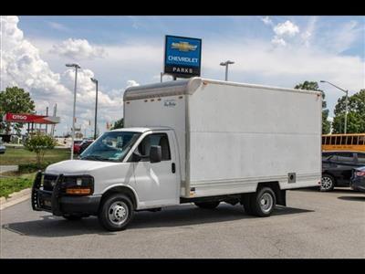2013 Chevrolet Express 3500 4x2, Cutaway Van #4S2784 - photo 3