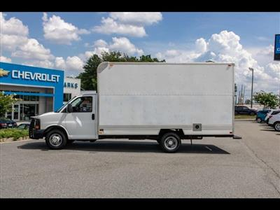 2013 Chevrolet Express 3500 4x2, Cutaway Van #4S2784 - photo 4