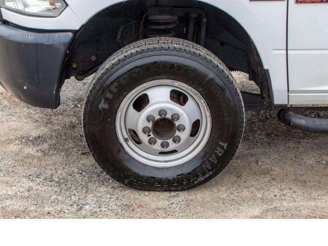 2014 Ram 3500 Regular Cab DRW 4x4,  Platform Body #5K2870 - photo 16