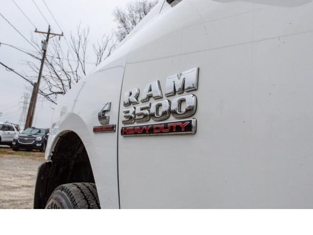 2014 Ram 3500 Regular Cab DRW 4x4,  Platform Body #5K2870 - photo 20