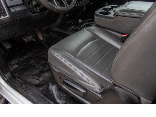 2014 Ram 3500 Regular Cab DRW 4x4,  Platform Body #5K2870 - photo 27