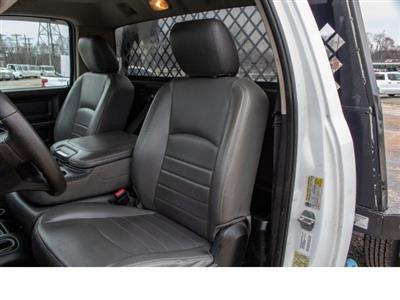 2014 Ram 3500 Regular Cab DRW 4x4,  Platform Body #5K2870 - photo 26