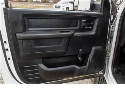2014 Ram 3500 Regular Cab DRW 4x4,  Platform Body #5K2870 - photo 29