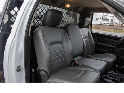 2014 Ram 3500 Regular Cab DRW 4x4,  Platform Body #5K2870 - photo 33