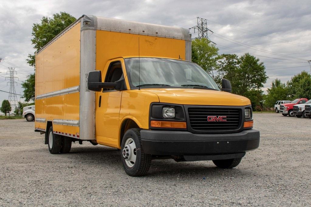 2015 Savana 3500 4x2, Cutaway Van #5K4203 - photo 11