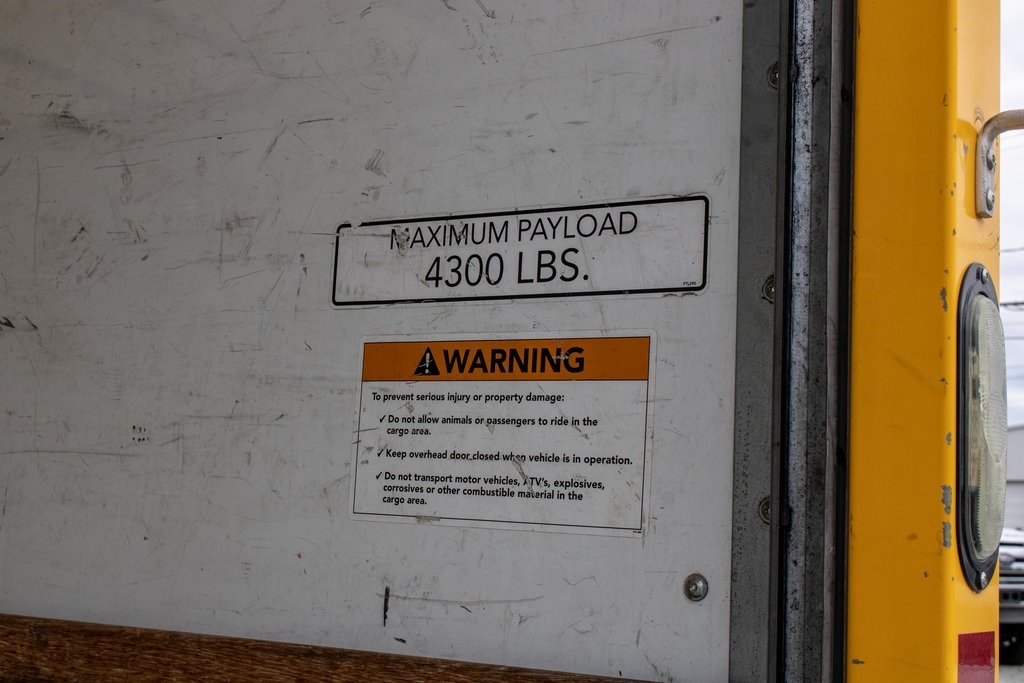 2015 Savana 3500 4x2, Cutaway Van #5K4203 - photo 22