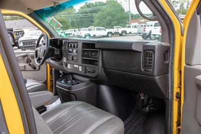 2015 Savana 3500 4x2, Cutaway Van #5K4203 - photo 31