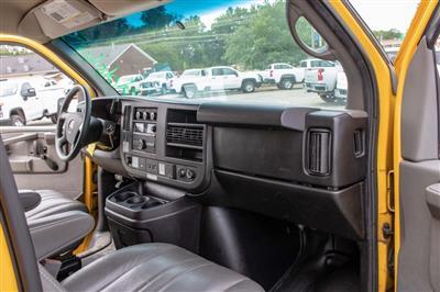 2015 Savana 3500 4x2, Cutaway Van #5K4205 - photo 31
