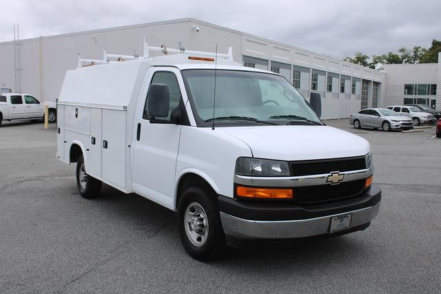 2017 Express 3500,  Service Utility Van #5K5665 - photo 7