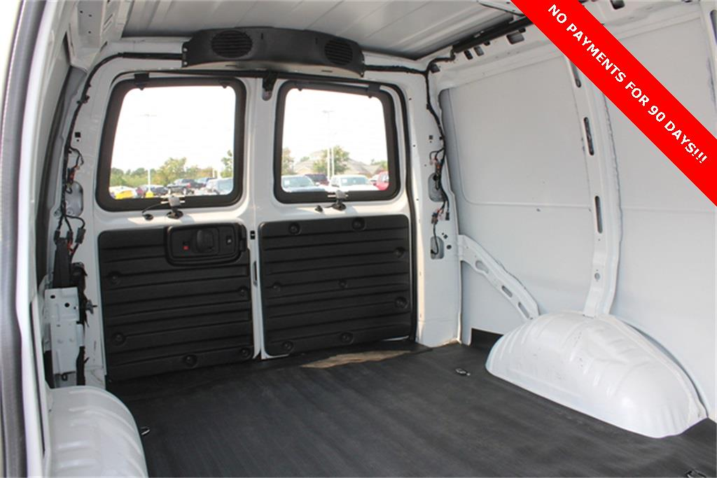 2019 Express 2500 4x2,  Empty Cargo Van #5K5668 - photo 15