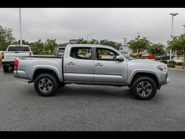 2017 Toyota Tacoma Double Cab 4x2, Pickup #7K4593A - photo 12
