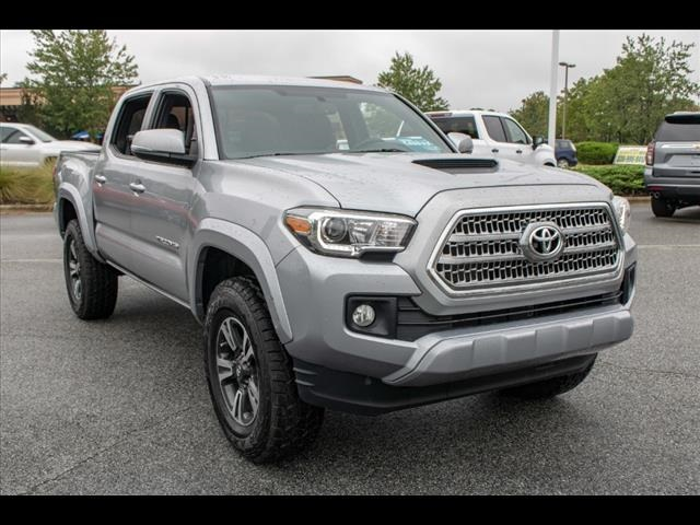 2017 Toyota Tacoma Double Cab 4x2, Pickup #7K4593A - photo 14