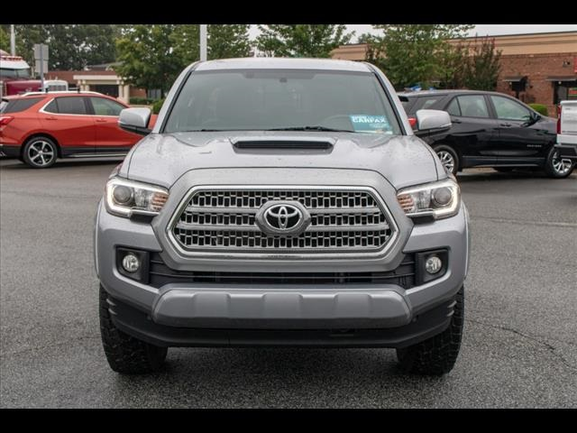 2017 Toyota Tacoma Double Cab 4x2, Pickup #7K4593A - photo 16