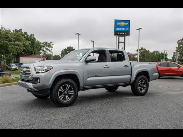 2017 Toyota Tacoma Double Cab 4x2, Pickup #7K4593A - photo 4