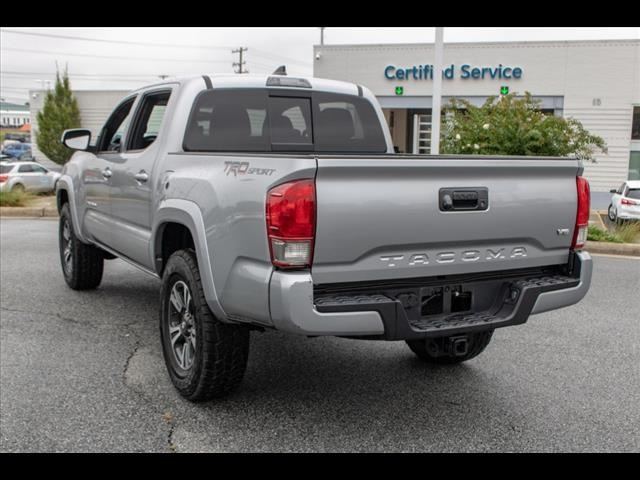 2017 Toyota Tacoma Double Cab 4x2, Pickup #7K4593A - photo 6
