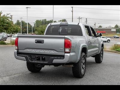 2017 Toyota Tacoma Double Cab 4x2, Pickup #7K4593A - photo 10