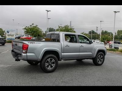 2017 Toyota Tacoma Double Cab 4x2, Pickup #7K4593A - photo 11