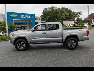 2017 Toyota Tacoma Double Cab 4x2, Pickup #7K4593A - photo 5