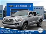 2017 Toyota Tacoma Double Cab 4x2, Pickup #7K4593A - photo 1