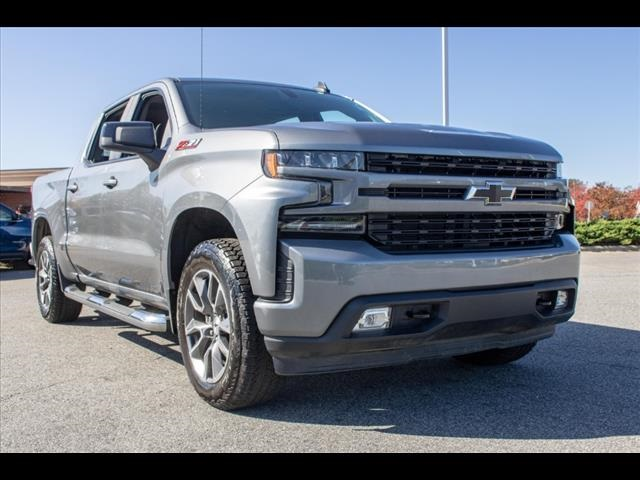 2019 Chevrolet Silverado 1500 Crew Cab 4x4, Pickup #7K4742 - photo 15