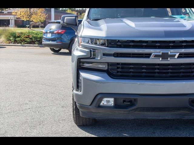 2019 Chevrolet Silverado 1500 Crew Cab 4x4, Pickup #7K4742 - photo 16