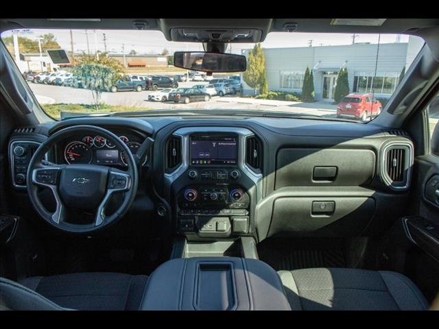 2019 Chevrolet Silverado 1500 Crew Cab 4x4, Pickup #7K4742 - photo 42