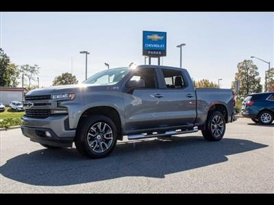 2019 Chevrolet Silverado 1500 Crew Cab 4x4, Pickup #7K4742 - photo 4