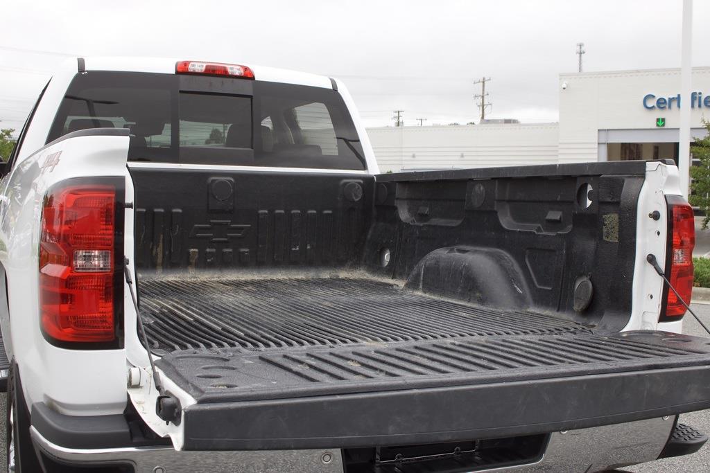 2019 Chevrolet Silverado 2500 Crew Cab 4x4, Pickup #7K5343 - photo 24