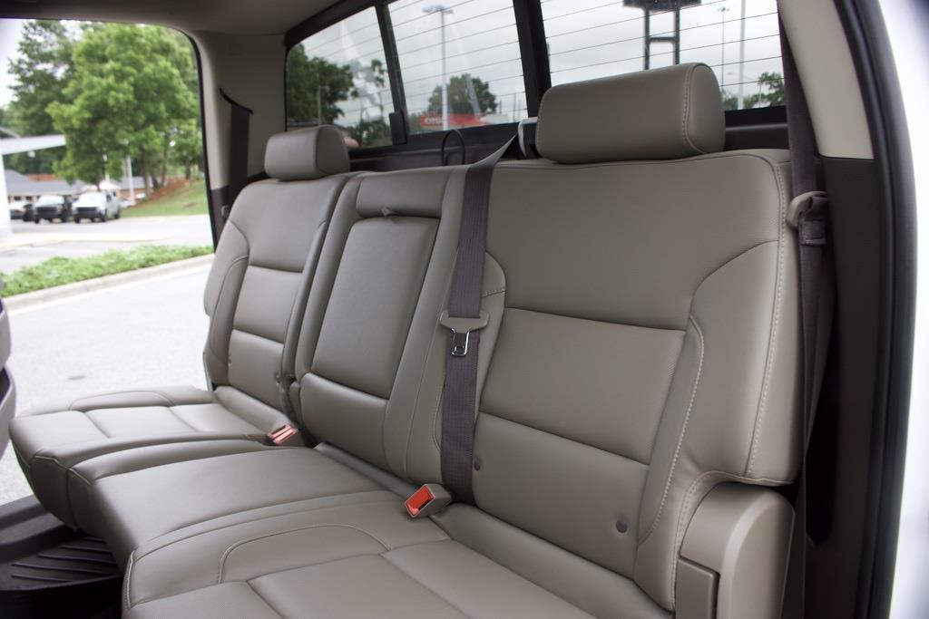 2019 Chevrolet Silverado 2500 Crew Cab 4x4, Pickup #7K5343 - photo 31