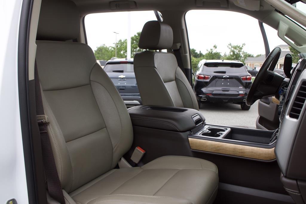 2019 Chevrolet Silverado 2500 Crew Cab 4x4, Pickup #7K5343 - photo 34