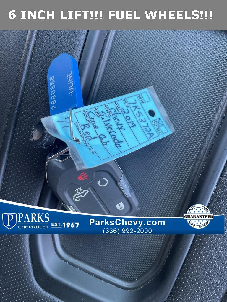 2019 Chevrolet Silverado 1500 Crew Cab 4x4, Pickup #7K5372A - photo 62