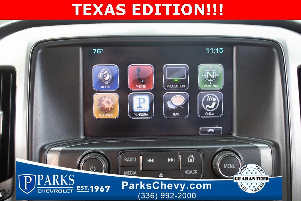 2016 Chevrolet Silverado 1500 Crew Cab 4x4, Pickup #7K5391 - photo 55