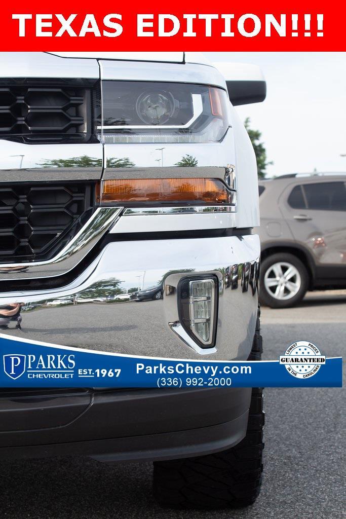 2016 Chevrolet Silverado 1500 Crew Cab 4x4, Pickup #7K5391 - photo 16
