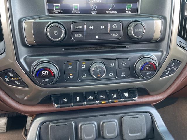 2019 Chevrolet Silverado 3500 Crew Cab 4x4, Pickup #7K5409A - photo 21