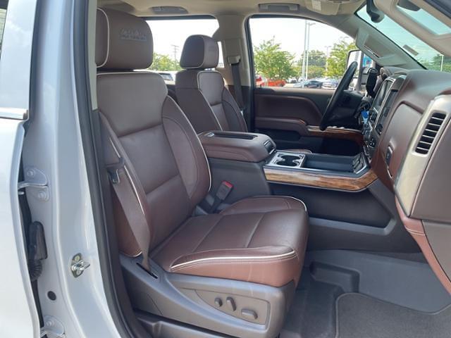 2019 Chevrolet Silverado 3500 Crew Cab 4x4, Pickup #7K5409A - photo 38