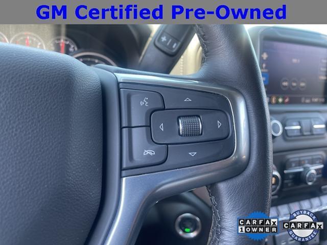 2020 Chevrolet Silverado 1500 Crew Cab 4x4, Pickup #7K5417 - photo 15