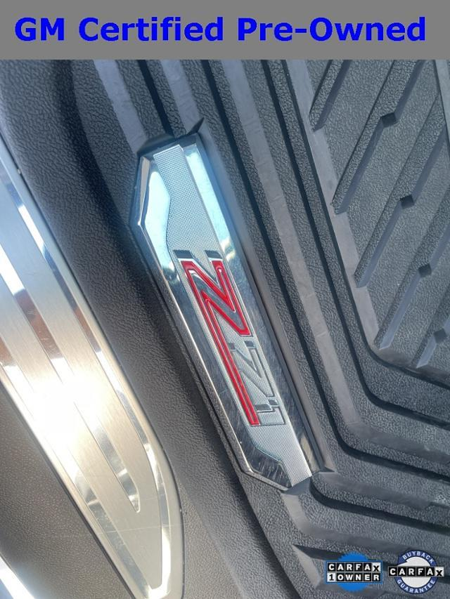2020 Chevrolet Silverado 1500 Crew Cab 4x4, Pickup #7K5417 - photo 43