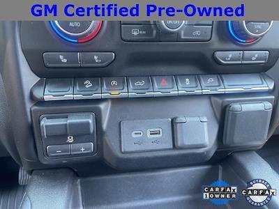 2020 Chevrolet Silverado 1500 Crew Cab 4x4, Pickup #7K5417 - photo 23
