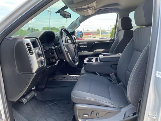 2018 Chevrolet Silverado 1500 Double Cab 4x4, Pickup #7K5423 - photo 23