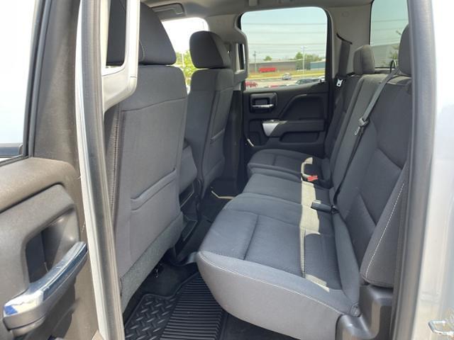 2018 Chevrolet Silverado 1500 Double Cab 4x4, Pickup #7K5423 - photo 27