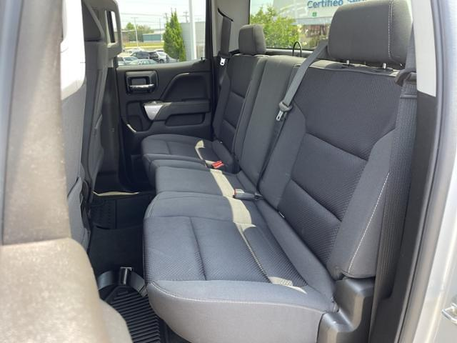 2018 Chevrolet Silverado 1500 Double Cab 4x4, Pickup #7K5423 - photo 28